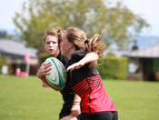 Girls' Rugby at Brentwood College School